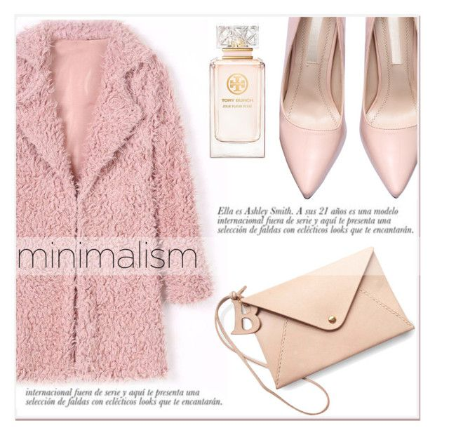 """""""Minimalism"""" by lucky-1990 ❤ liked on Polyvore featuring Tory Burch, HarLex, women's clothing, women's fashion, women, female, woman, misses and juniors"""