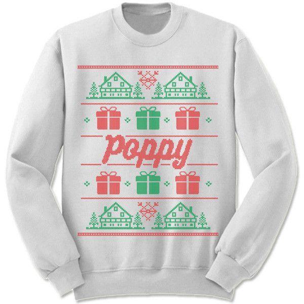 Poppy Christmas Sweater