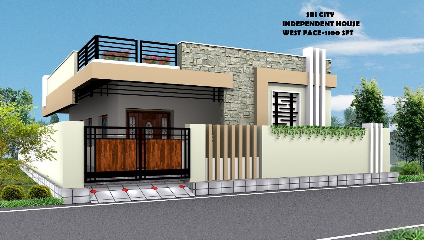 0abd60604ba7262f211caf5f1f38ca2a - Download Small House Single Floor Elevation Designs Images