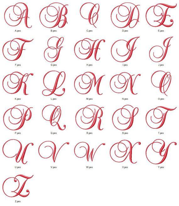 SALE 65 Off Fancy Satin Script Machine By Embroiderydesignsavi