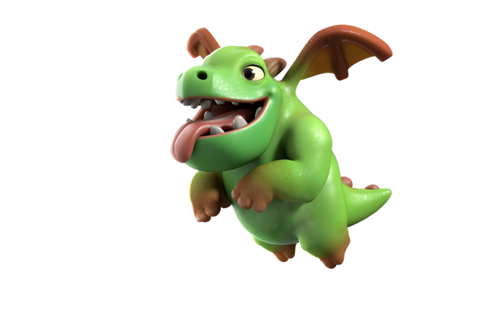 Baby Dragon Clash Of Clans Wallpapers Wallpaper Cave Baby Dragon Dragon Clash Of Clans Dragon Clash