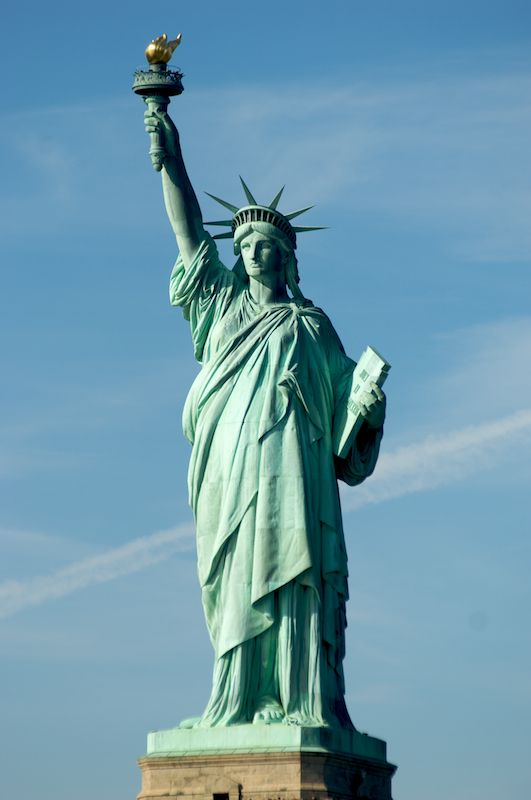free download the statue of liberty places of a lifetime statue rh pinterest com