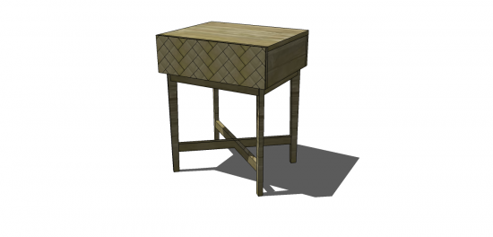 Incredible Free Diy Furniture Plans To Build A Parquetry End Table Download Free Architecture Designs Scobabritishbridgeorg