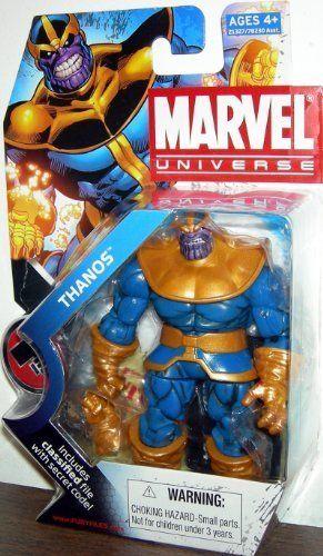 Marvel Universe 3 3/4 Inch Series 11 Action Figure #34 Thanos by Hasbro Hasbro http://www.amazon.ca/dp/B00S5V7AB8/ref=cm_sw_r_pi_dp_TWLEvb0RVRB6C