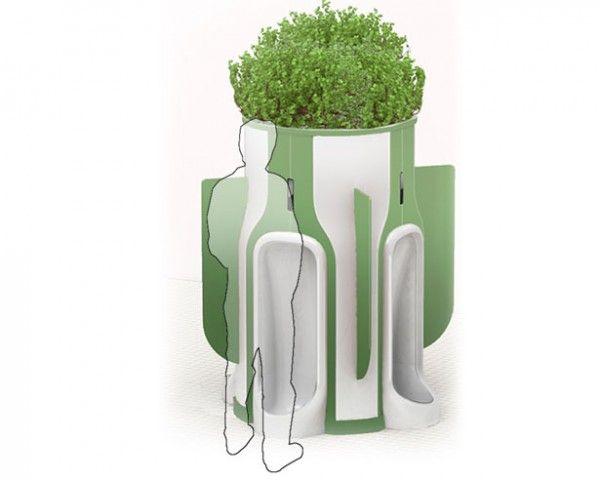 Eddie Gandelman reveals a design that will help put plants on the ...