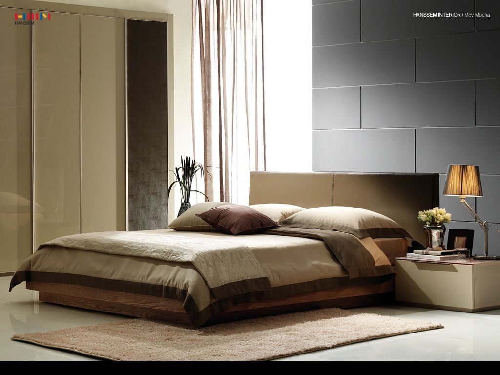 Decor and Modern Bedroom Design Style