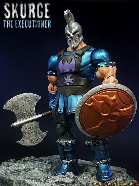 Skurge the Executioner (Marvel Legends) Custom Action ...