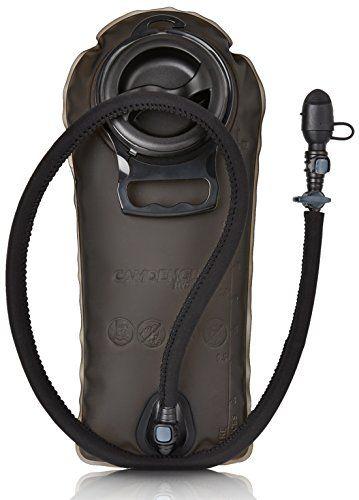 Camden Gear Hydration Water Bladder 2 Liter Bag Pack With