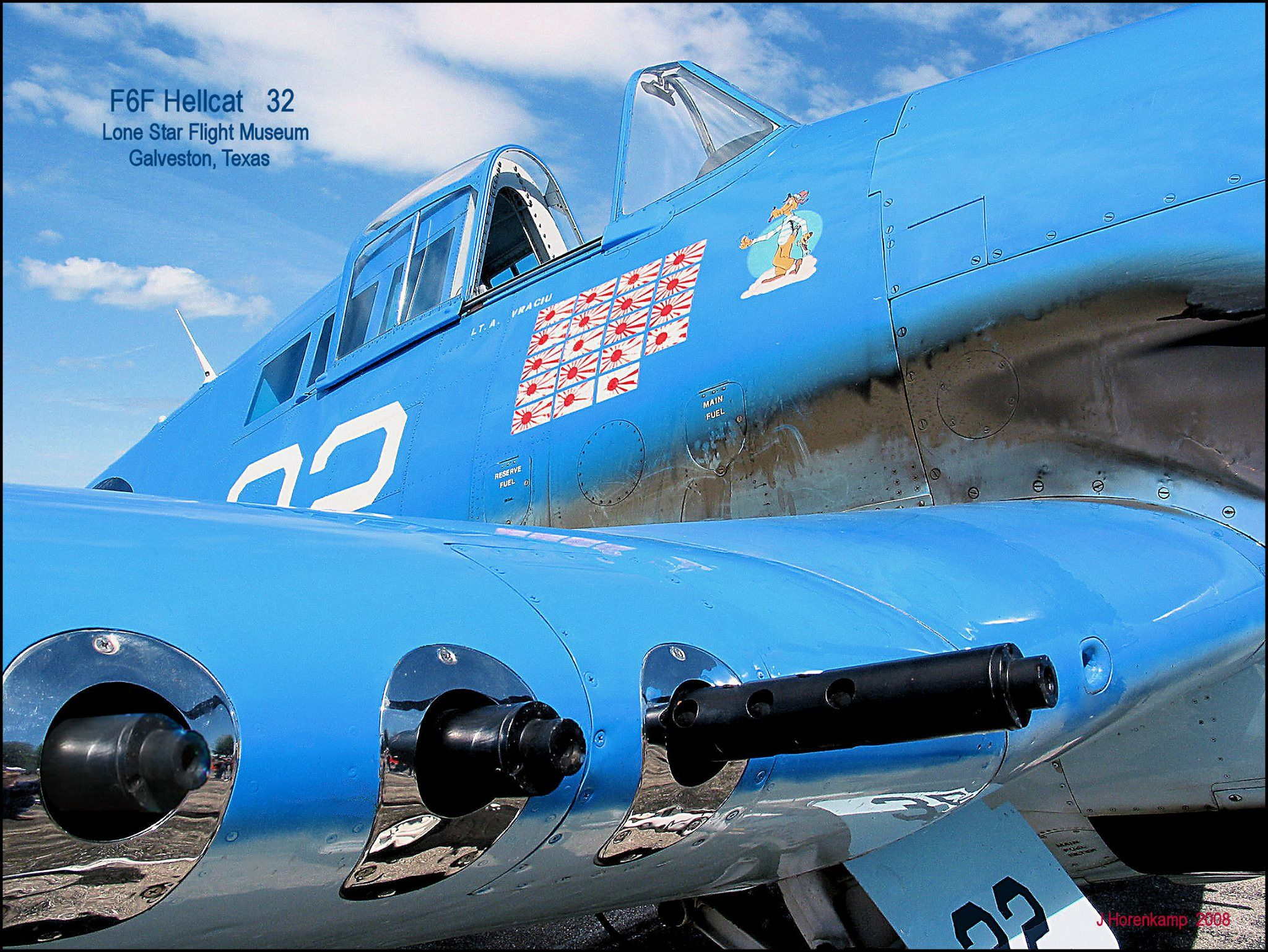 F6FHellcat. These images taken at the Yankee Air Museum's