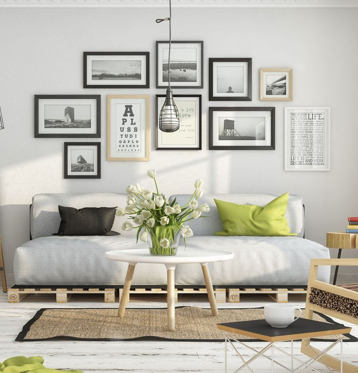 Wohnideen Bilderwand 28 gorgeous modern scandinavian interior design ideas wohnideen