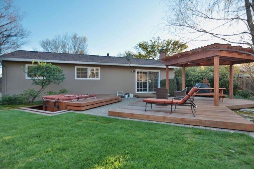26 Floating Deck Design Ideas Floating Deck Deck Designs Backyard Deck Design