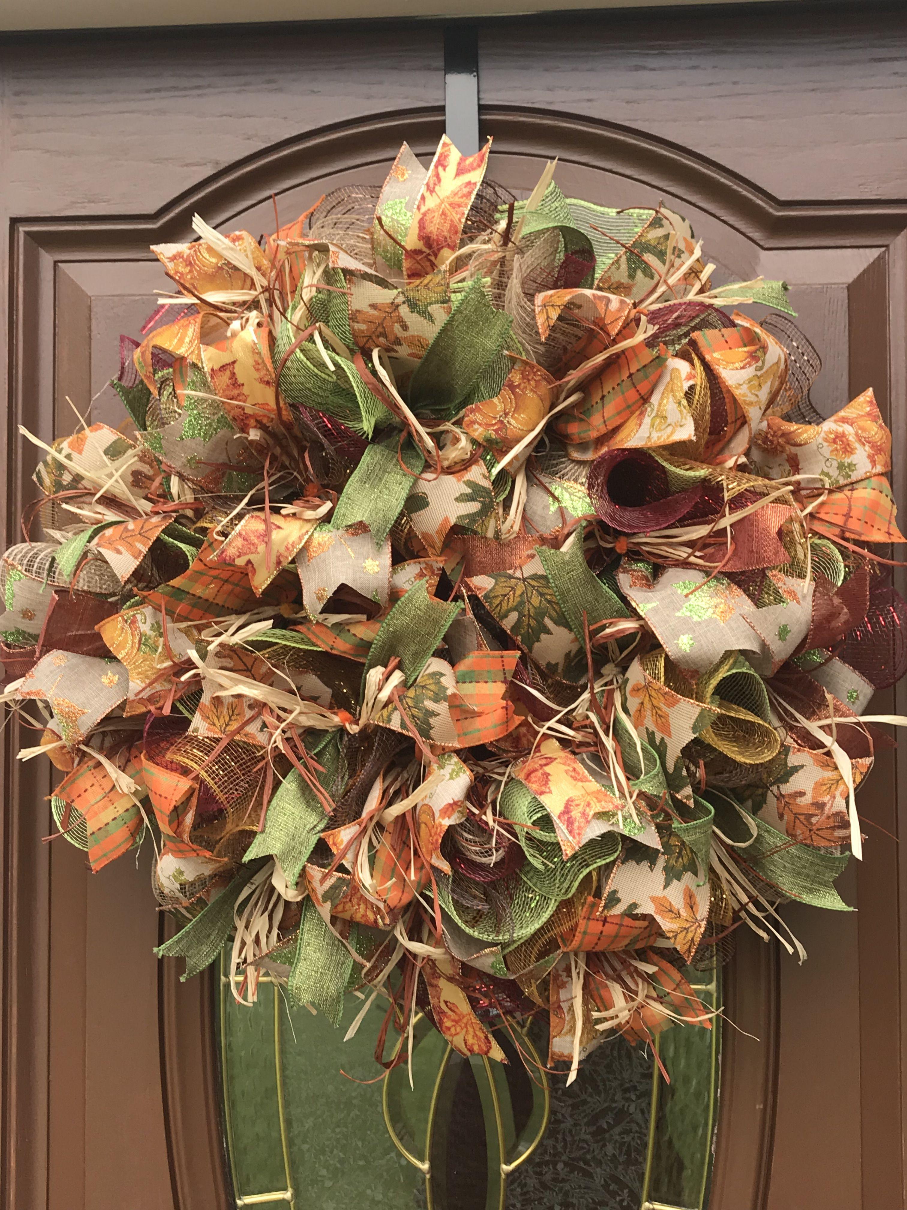 Autumn Wreaths Diy