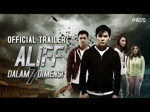 Jangan Bukak Blogspot Trailer Dan Poster Filem Aliff Dalam 7 Dimensi Trailer Poster Movies