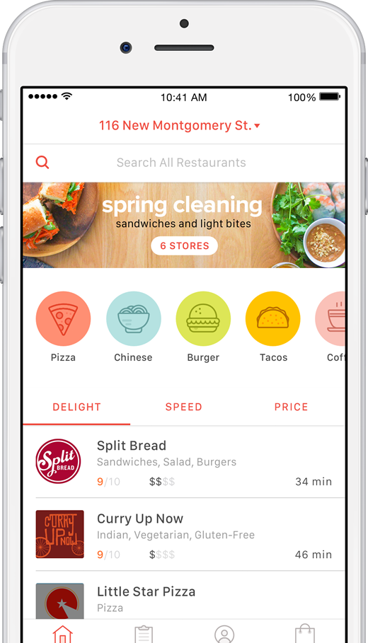 Pin On Food Delivery Apps