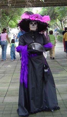 Pin En Dia De Los Muertos