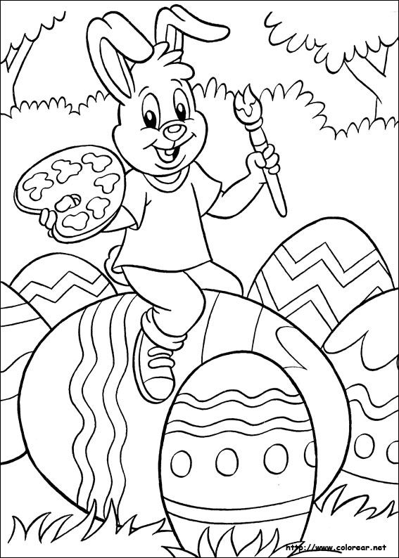 Dibujo de para imprimir ! | Easter | Pinterest | Dibujos de, Dibujo ...