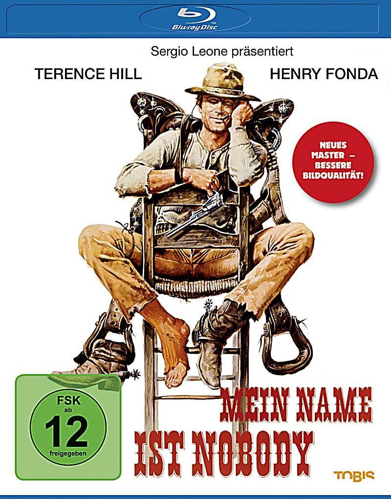 Mein Name Ist Nobody Blu Ray Jetzt Im Weltbild De Shop Bestellen Klassische Filmplakate Namen Filme