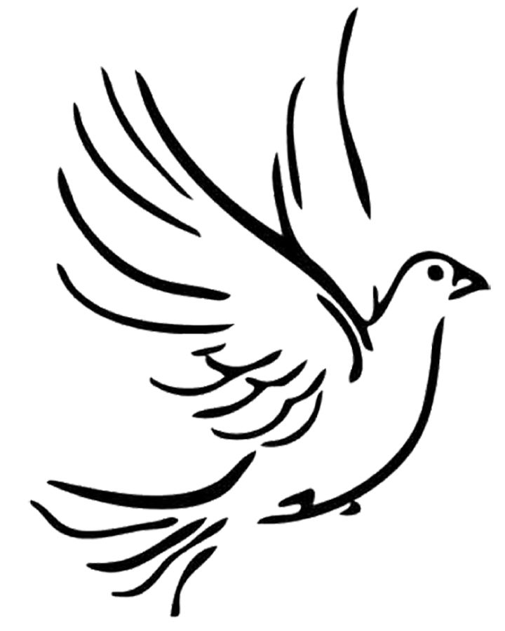The Dove Is A Widely Recognized Symbol Of Peace In Christianity The