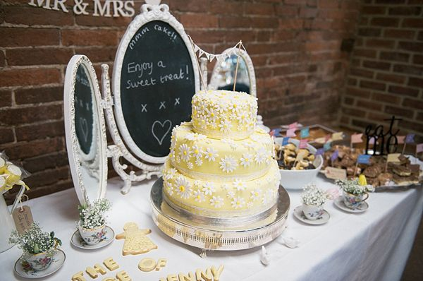 Delicate Lace By Justin Alexander For A Pretty Yellow Barn Wedding ...