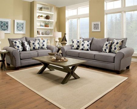heritage gray sofa loveseat decor grey sofa set gray sofa rh pinterest com