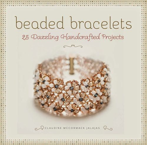 Book review -  Beaded Bracelets by Claudine McCormack Jalajas