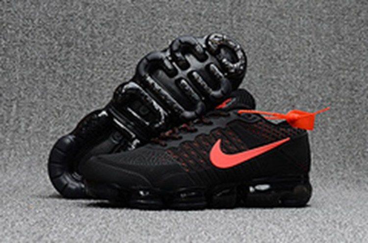 Nike MAX 2018 KPU Top Air Max Running Shoes Men Black Red 40