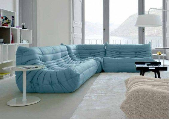Ligne Roset Togo Corner Group At Insitufurniture Co Uk Insitu Furniture By Rosetmedia Roomsfamily