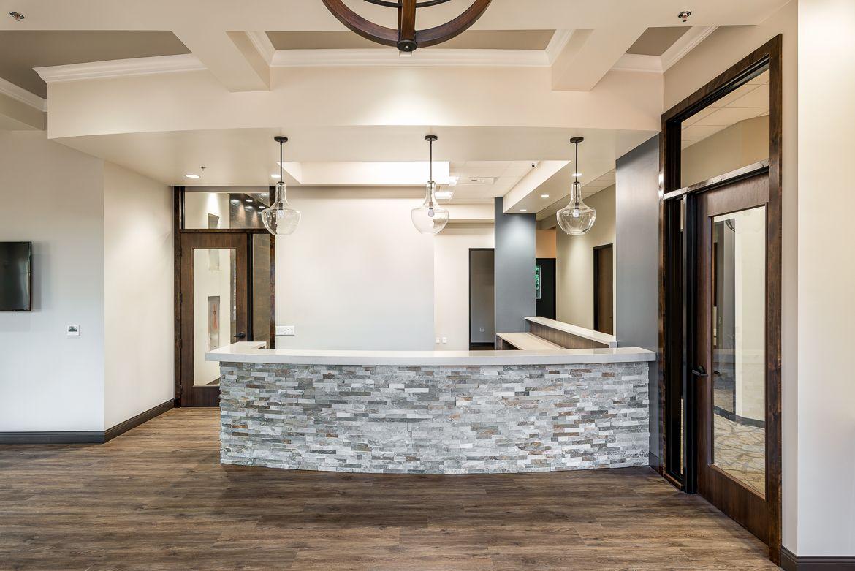 dental office construction in paradise california built by gp rh pinterest com