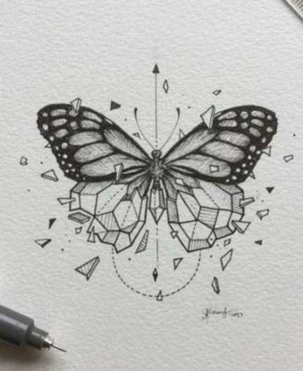 Photo of 42+ Ideas for tattoo butterfly effect tat
