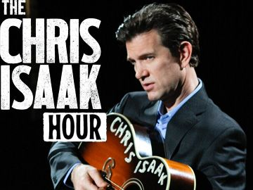 Resultado de imagen de the chris isaak hour