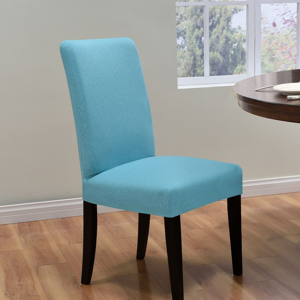 kathy ireland ingenue dining room chair slipcover products rh pinterest ph