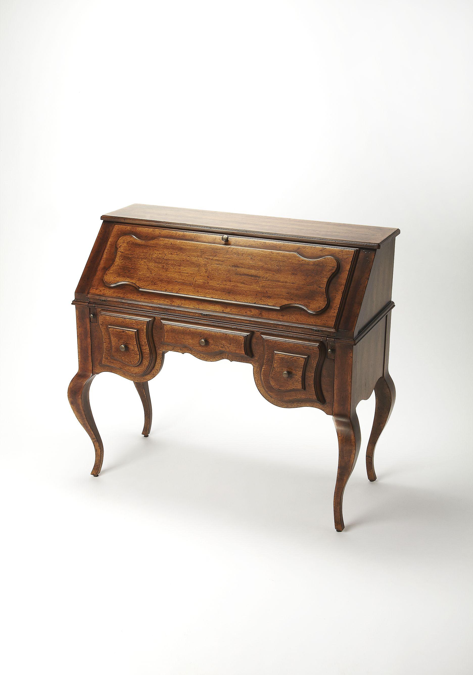 3414236 DROP LID DESK [3414236] : Butler Specialty Furniture