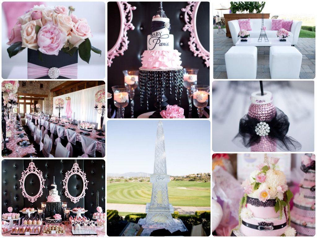 cake pop ideas wedding shower%0A Cake pop    Pink and black combo
