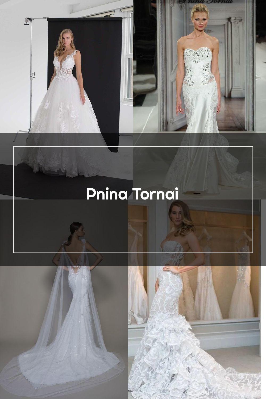 Pnina Tornai In 2020 Ball Gown Wedding Dress Ball Gowns Wedding Wedding Dresses Lace