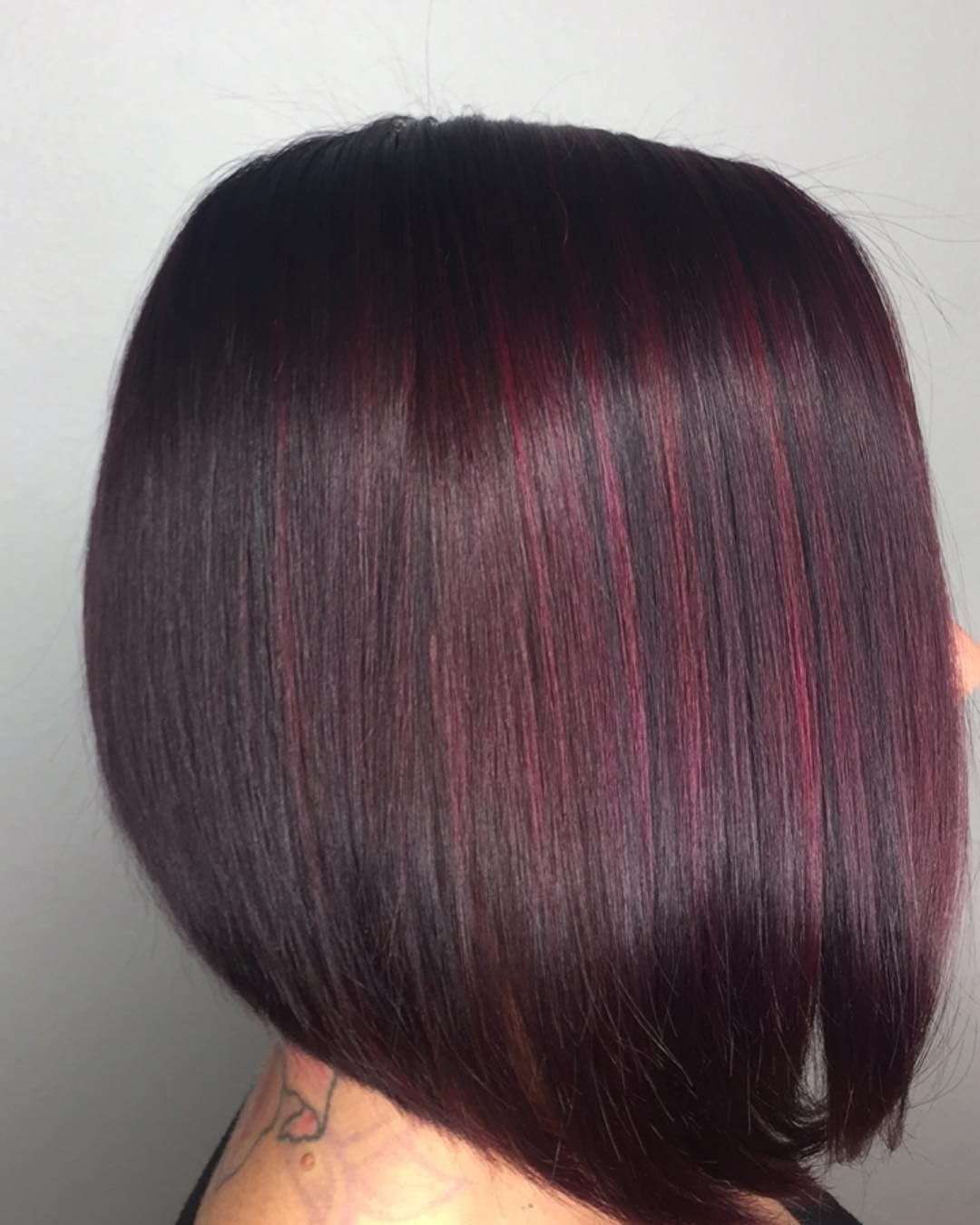 Haircolor by dianahairslay cut by hairbycarina wella red