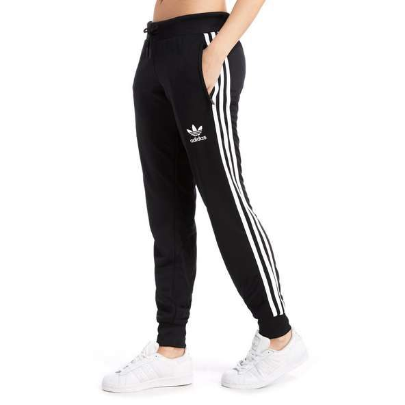 3364b192d40 adidas Originals Poly 3-Stripes Pants