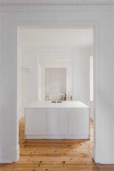Apartment renovation - Imprensa à Estrela - Lisbon, Portugal - 2012 - Marco Arraiolos - Architect and João Morgado - Architectural Photography