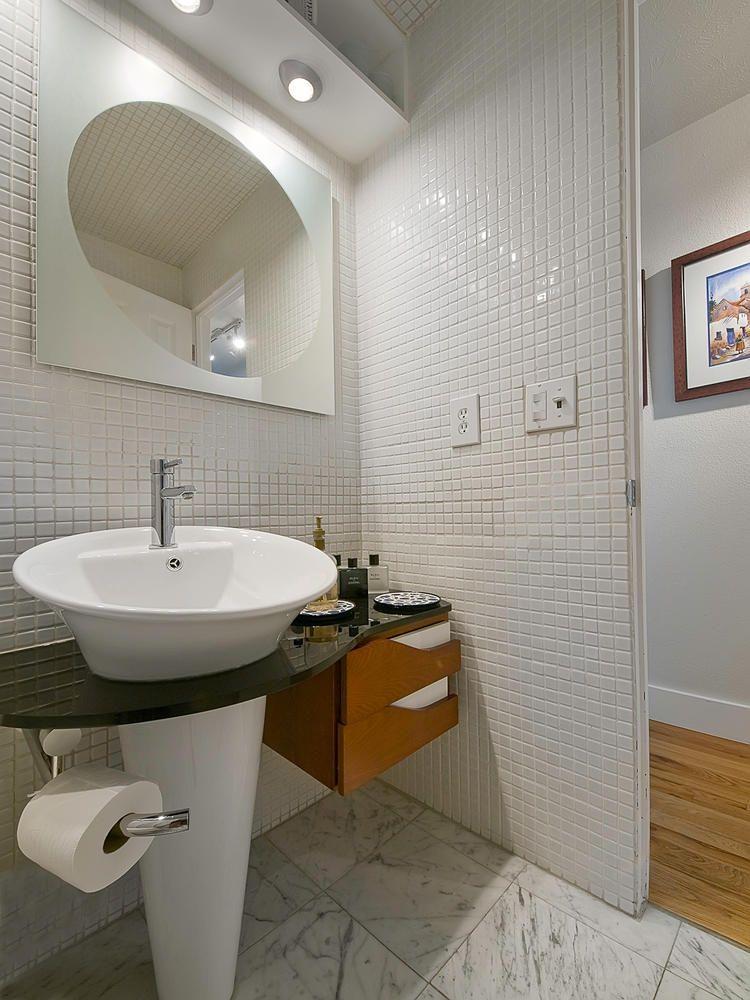 Groovy Art Filled Tri Level In Denver Residences Interior Inspiration Design