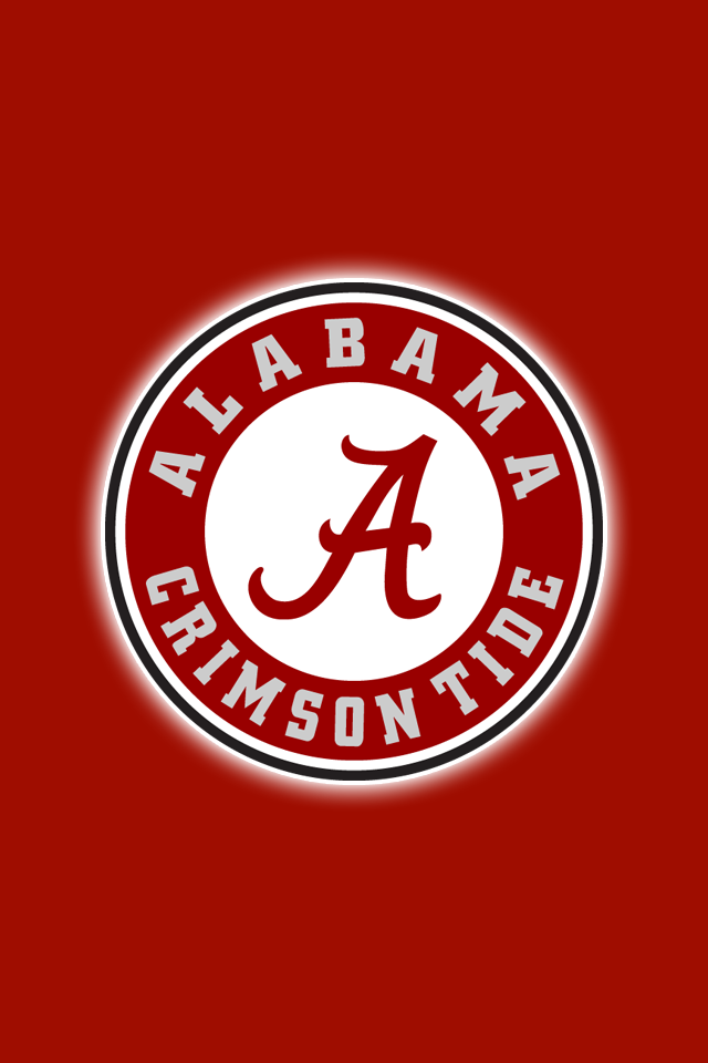 Free Alabama Crimson Tide Iphone Wallpapers Alabama Crimson Tide Alabama Crimson Tide Logo Alabama Roll Tide