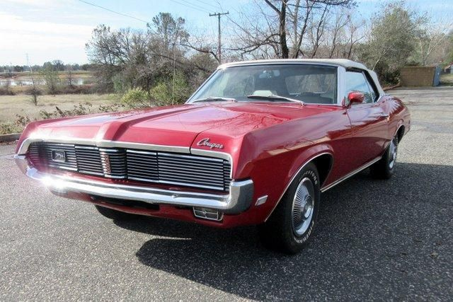 If You Like Cars Are Going To Love This 1969 Mercury Xr7 Cougar Convertible