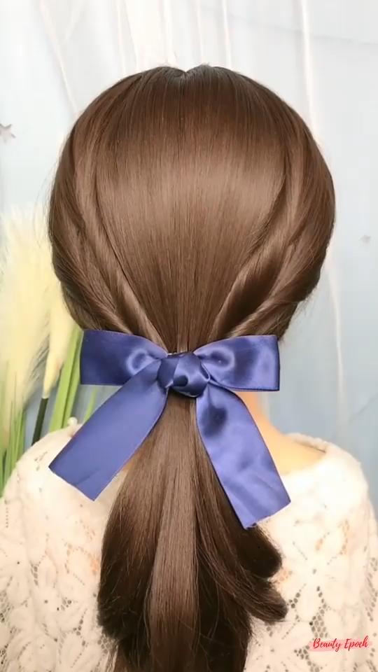 Hairstyle Tutorials Video 084