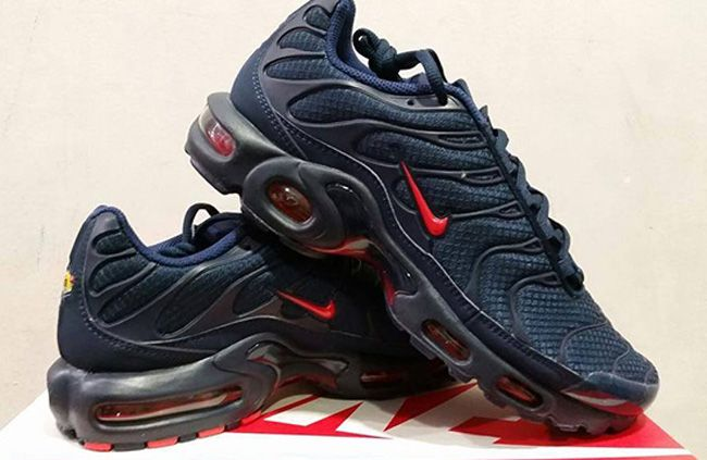 Nike Air Max Tn, Plus 1+ Globules Blancs