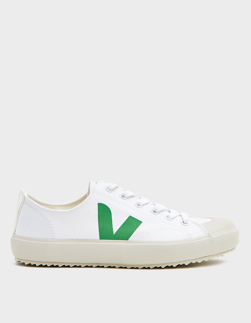Veja Nova Canvas Sneaker in White