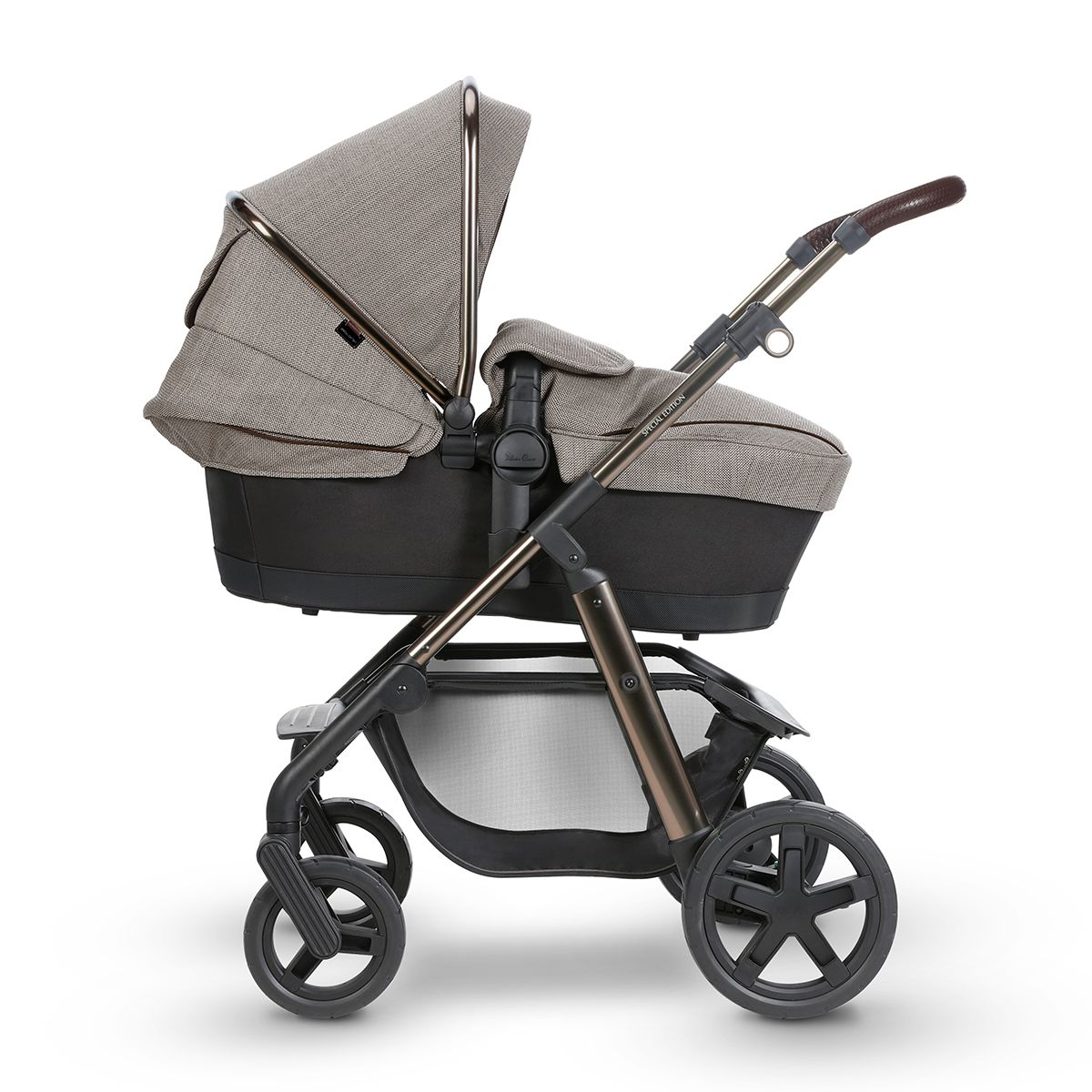 Silver Cross Camden Pushchair Pioneer Special Edition Expedition My 10th Baby Inspired
