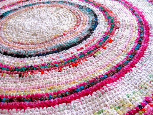 The Finished Rag Rug