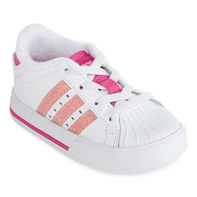 jcpenney | adidas® Neo Classic Girls Sneakers - Toddler