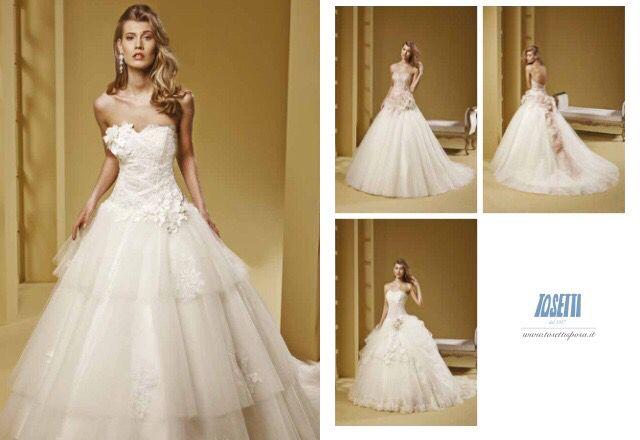 Abiti da sposa 2015 ed ecco il resto del catalogo...vuoi vedere tutti i modelli e conoscere le nostre promozioni? Guarda sul nostro sito... www.tosettisposa.it #abitidasposa2015 #wedding #weddingdress #tosetti #abitidasposo #abitidacerimonia #abiti #tosettisposa #nozze #bride #modasottoleate lle #alessandrotosetti #domoadami #nicole #pronovias #alessandrarinaudo# realtime #l'abitodeisogni #simonemarulli #aireinbarcellona #rosaclara'#airebarcellona