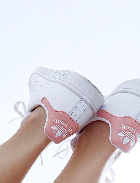 ☆ Stan Smith rose light | Adidas shoes women, Fashion shoes ...