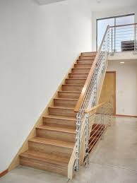 Ideas Narrow Staircase Railing Models Google Search Projects To