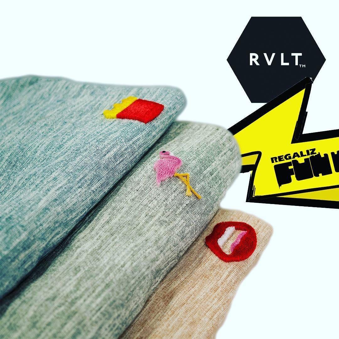 Lo nuevo de RVLT ya está aquí vuelven los logos FLOCK 3D y el corcho! Ya disponible en la tienda y online#beFunWear